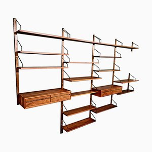 Royal System Wall Unit by Poul Cadovius