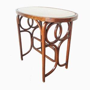 Bistro Tisch von Thonet, 1940er