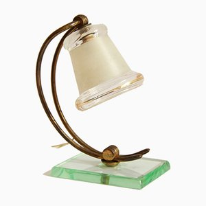Antique Campanellino Table Lamp, Italy, 1940s