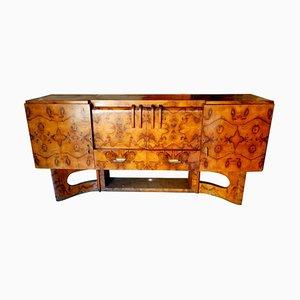 Art Deco Sideboard von Carlo Monguzzi für Mobilificio Lissone