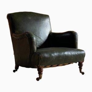 Bridgewater Armchair from Howard & Sons, England, 1840s