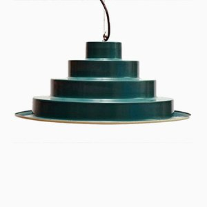 Candle Ceiling Lamp from Autogrill Italia, 1960s