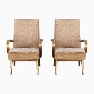 Armchairs by J. Smidek, Set of 2