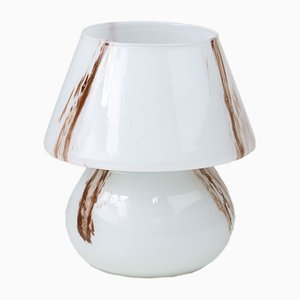 Murano Mushroom Table Lamp by Paolo Venini