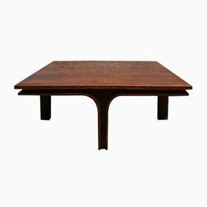 Low Coffee Table by Gianfranco Frattini for Bernini