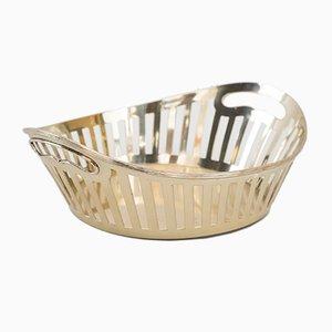 Art Deco Bread Basket, 1920s