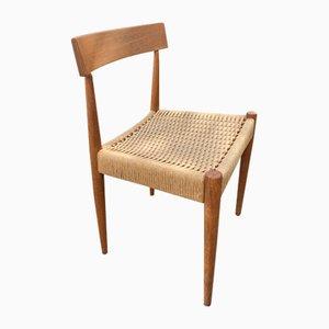 Dining Chairs by Arne Hovmand Olsen for Mogens Kold, Set of 6