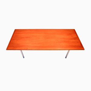 Model AT-12 Coffee Table by Hans J Wegner for Andreas Tuck