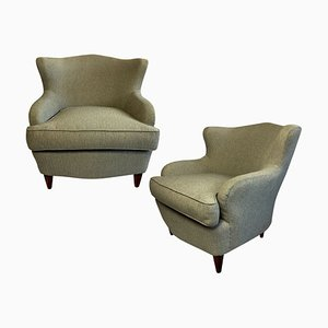 Cocktail Chairs from ISA, Set of 2