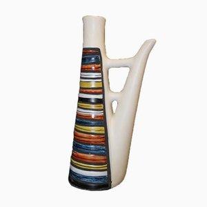 Keramikkrug von Capron, 1960er