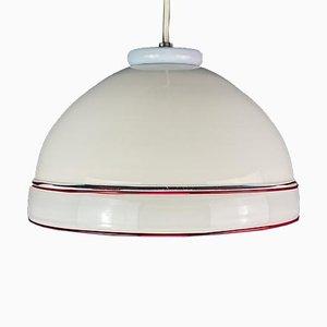 Vintage Murano Glass Pendant Lamp, Italy, 1970s
