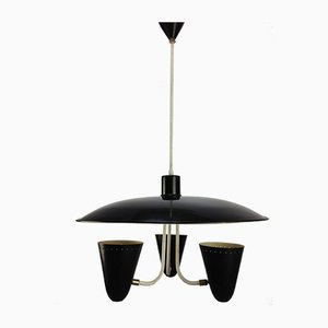 Ceiling Light by H. Th. J. A. Busquet for Hala, 1950s