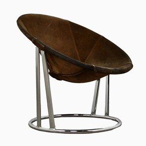 Armlehnstuhl von E. Lusch für Lusch & Co., Deutschland, 1970er