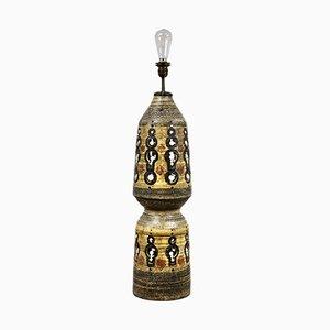 Keramik Tischlampe von Georges Pelletier, 1960er