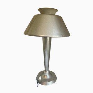Französische Modernistische Art Deco Tischlampe