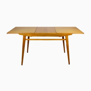 Extendable Oak Dining Table from Tatra, 1960s