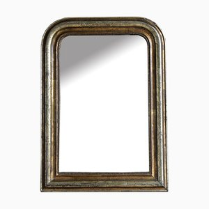 Copper & Gold Leaf Mirror