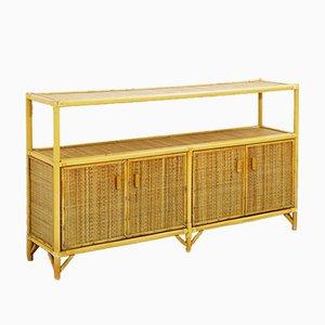 Credenza o consolle in bambù