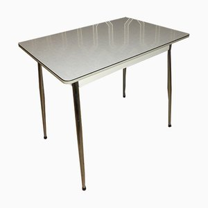 Kitchen Table in Chrome & Formica, 1960s