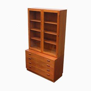 Teak Display Cabinet by Børge Mogensen for Søborg Møbler