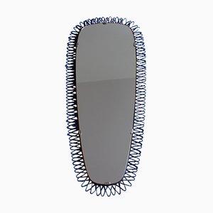 Mid-Century Mirror, Italy, 1950s