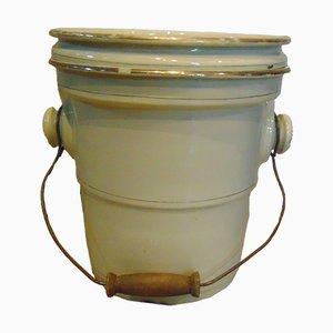 Art Deco Bucket