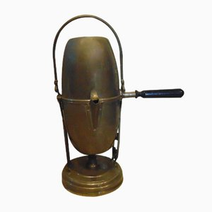 Vintage Brass Infuser for Coffee or Tea, 1960s or 1970s
