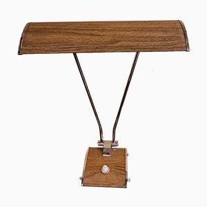 Art Deco Schreibtischlampe von Eileen Gray für Jumo