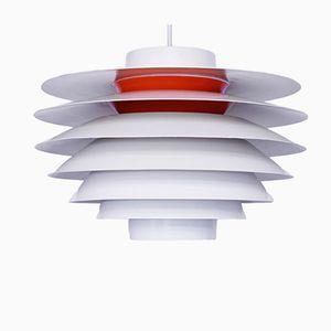 Lampe à Suspension Verona par S. Middelboe pour Nordisk Solar, 1962