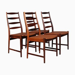 Chairs by Torbjörn Afdal for Vamo, Set of 4