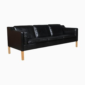 Three-Seat Sofa by Børge Mogensen for Fredericia