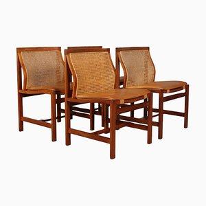 Stühle von Rud Thygesen & Johnny Sørensen, 4er Set