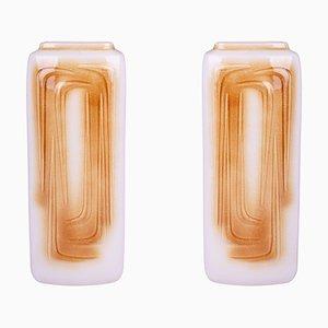 Vases en Céramique par Ditmar Urbach, Set de 2