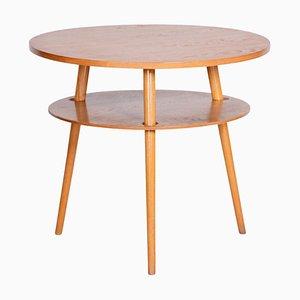 Eichenholz Tisch, 1950er