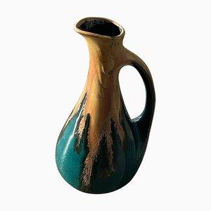 Französische Keramikvase von Girardot Chissay für Denbac, 1960er