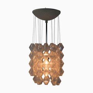 Space Age Chandelier from Napako, 1970s