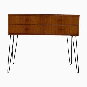 Danish Teak Upcycled Cabinet, 1960s