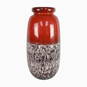 Vintage German Large Floor Vase by Scheurich Keramik, 1970s
