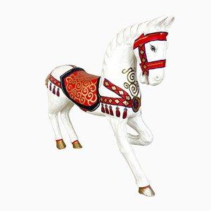 Großes Pappmaché Pferd