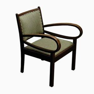 Gebogener Sessel