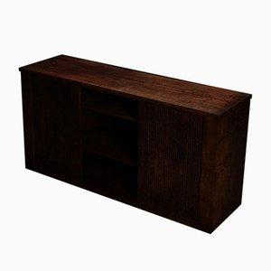 Antiker Schrank aus Nussholz