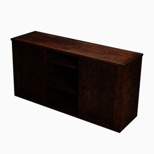 Antique Walnut Cabinet