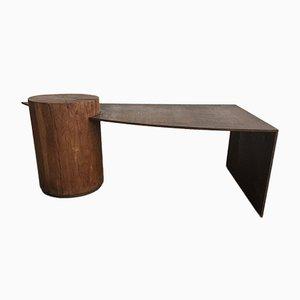 Corten Coffee Table