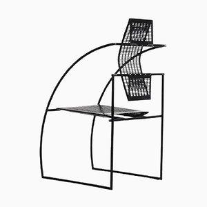Quinta Stuhl von Mario Botta für Alias, Italien, 1980er