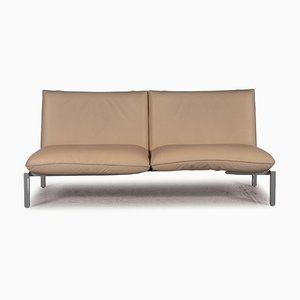 Roro Leather Sofa from Brühl & Sippold