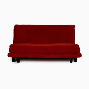 Mehrfarbiges Schlafsofa in Rot von Ligne Roset