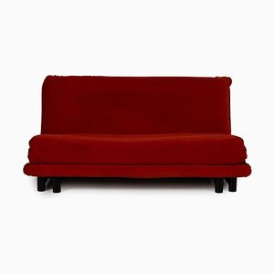 Multy Red Sofa Bed from Ligne Roset