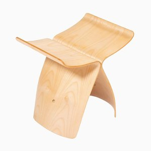 Maple Butterfly Stool by Sori Yanagi for Vitra