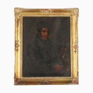 Öl auf Leinwand Männliches Portrait