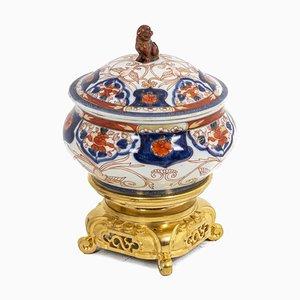 Perfume Burner in Imari Porcelain, 1880s
